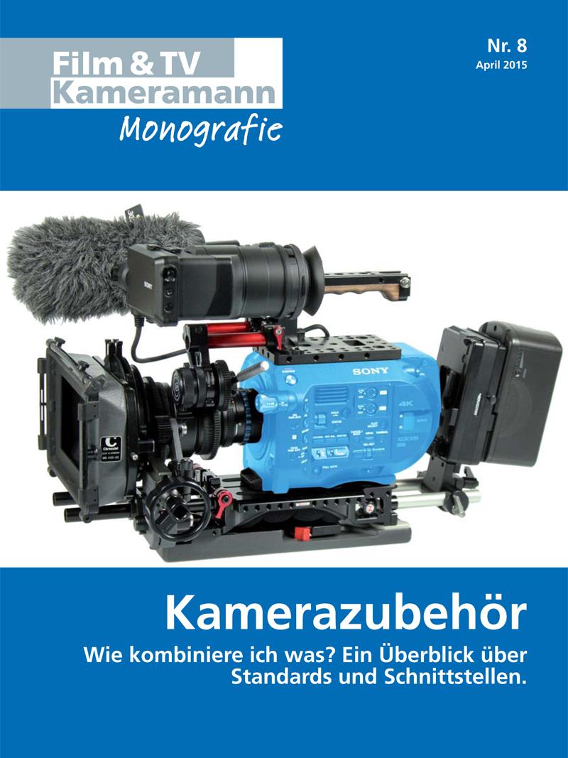 Produkt: Monografie Kamerazubehör Nr. 8