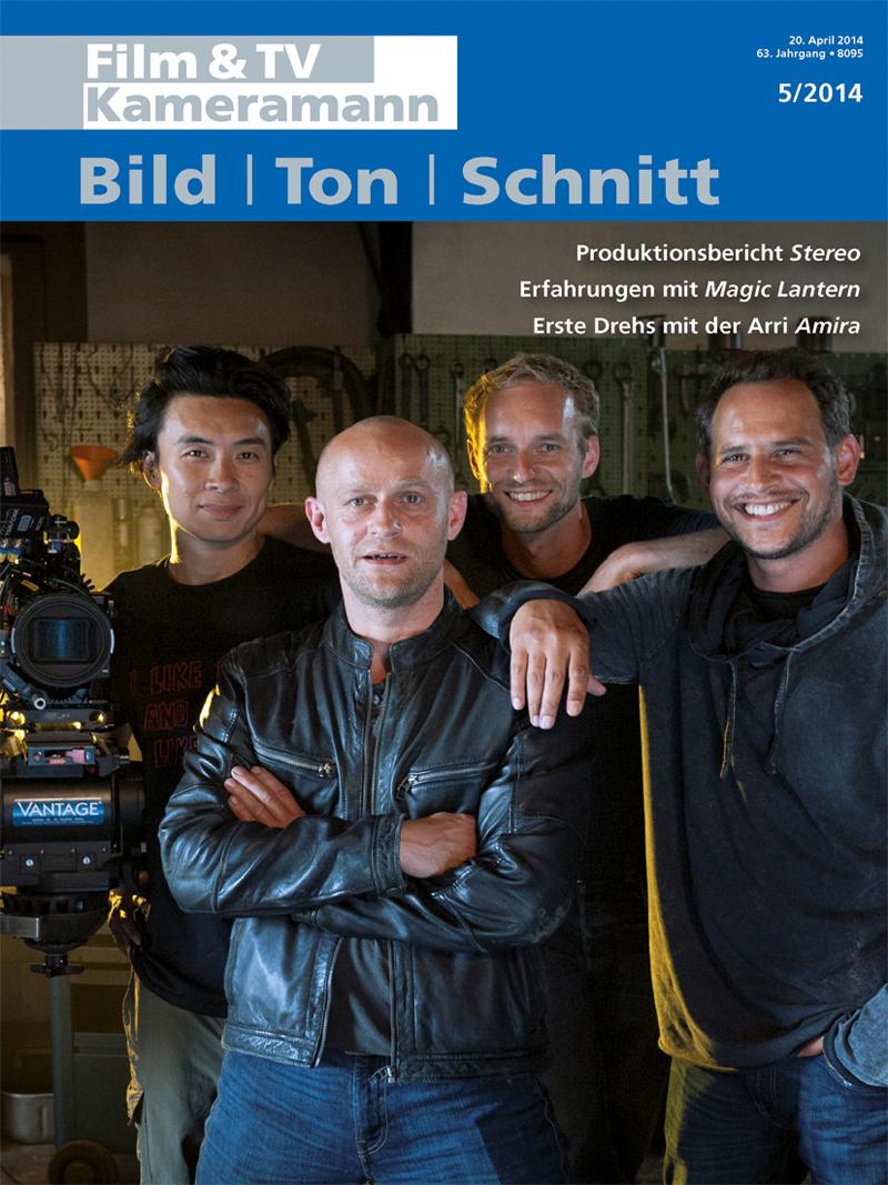 Produkt: Film & TV Kamera 05/2014 Digital
