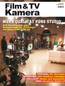 Produkt: FILM & TV KAMERA 04/2019 Digital