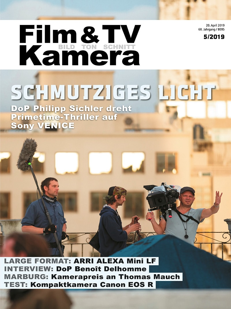 Produkt: FILM & TV KAMERA 05/2019 Digital