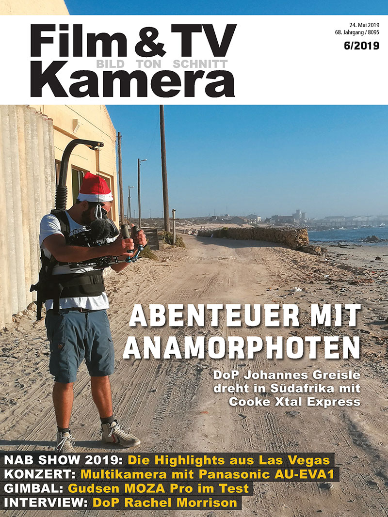 Produkt: FILM & TV KAMERA 06/2019 Digital