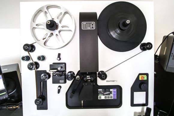 """Filmscanner """"Spinner S"""" von MWA"""