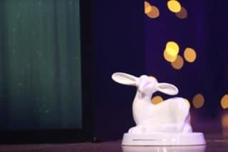 Carl Laemmle Preis - ein Lamm
