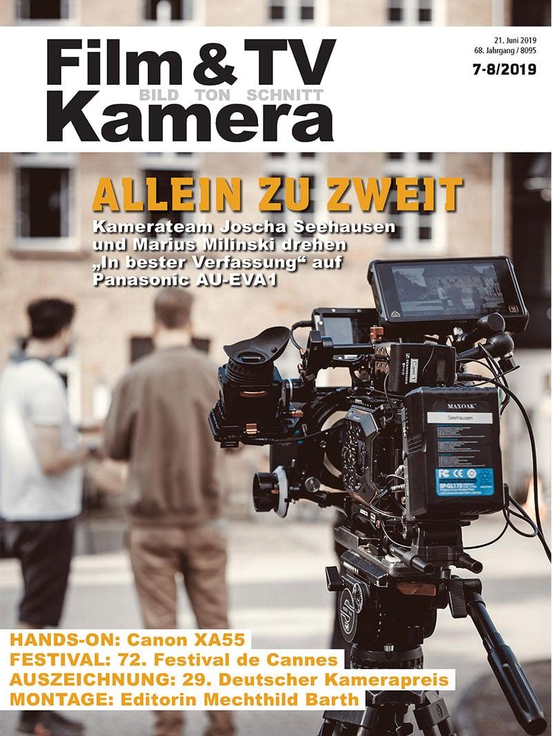 Produkt: Film & TV Kamera 07-08/2019 Digital