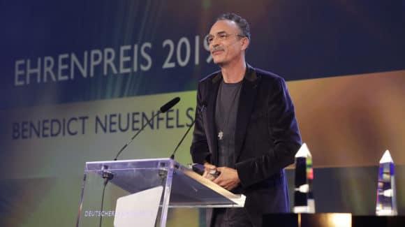 Ehrenpreis für Neuenfels Junior