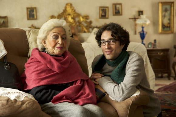 Der Regisseur Torrescano und seine Großmutter