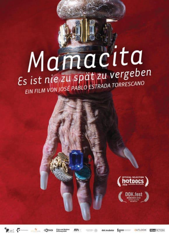 """Filmplakat """"Mamacita"""""""