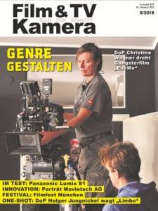 Produkt: FILM & TV KAMERA 09/2019 Digital