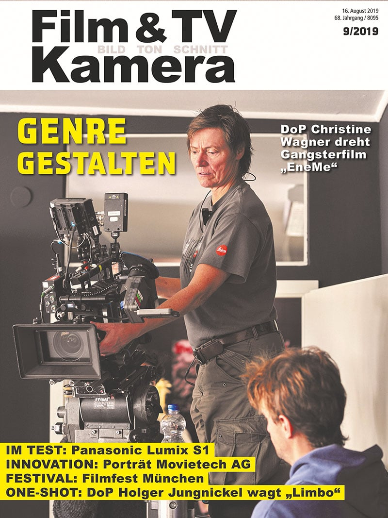 Produkt: FILM & TV KAMERA 09/2019 Digital