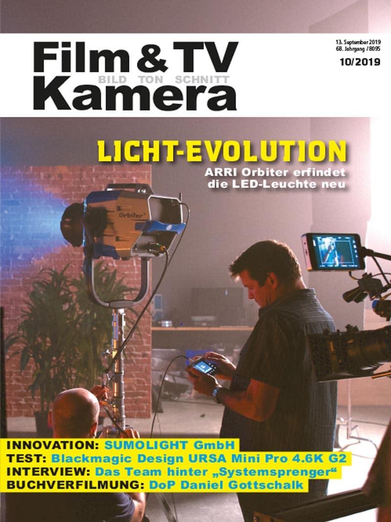 Produkt: FILM & TV KAMERA 10/2019 Digital