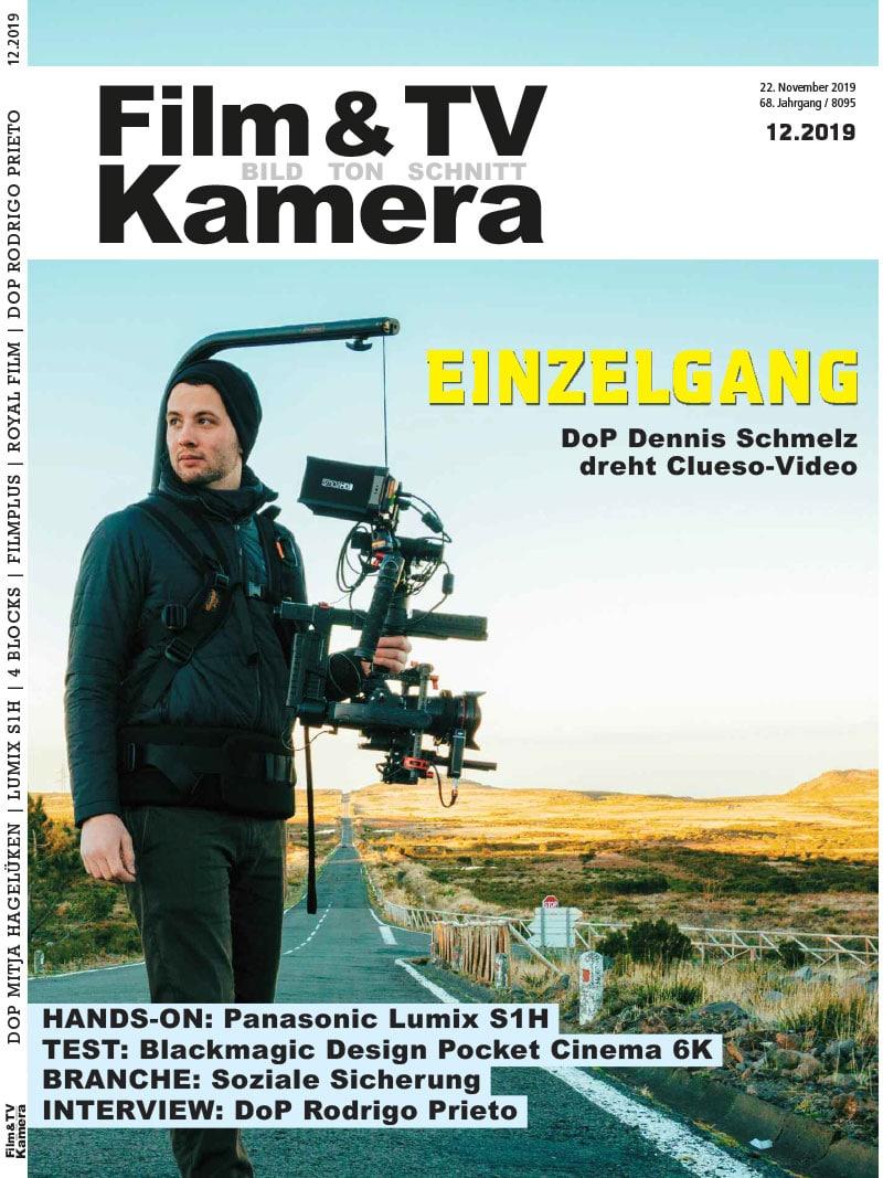 Produkt: Film & TV Kamera 12.2019 Digital