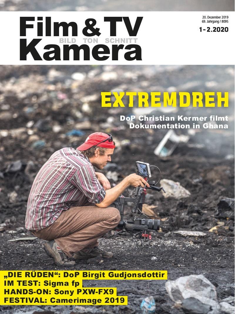 Produkt: Film & TV Kamera 1+2.2020 Digital