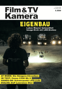 Produkt: Film & TV Kamera 3.2020 Digital