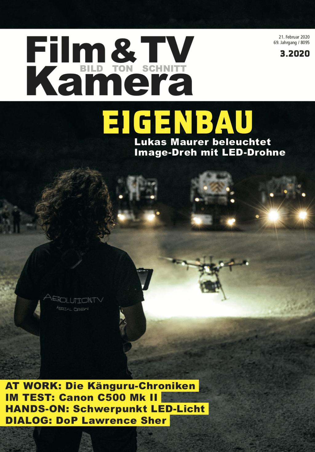 Produkt: Film & TV Kamera 3.2020 Digital
