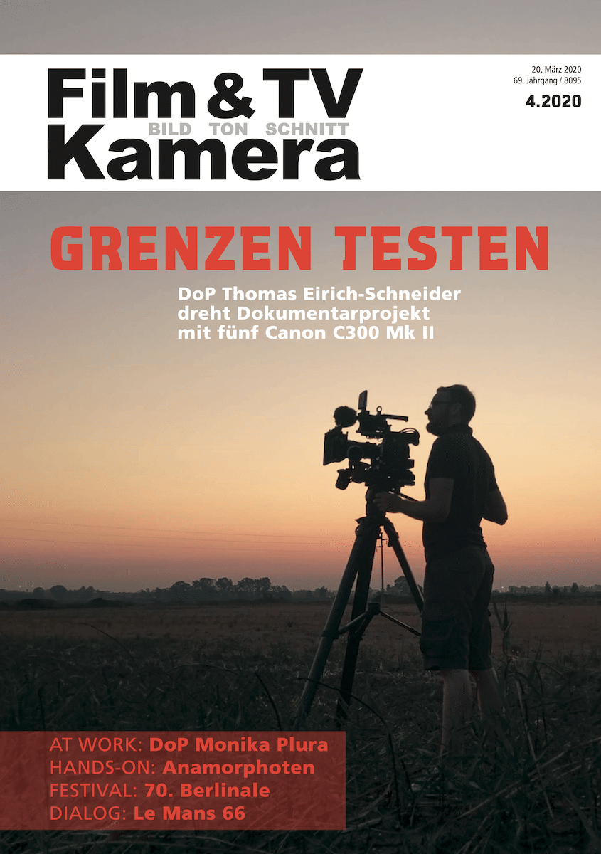 Produkt: Film & TV Kamera 4.2020
