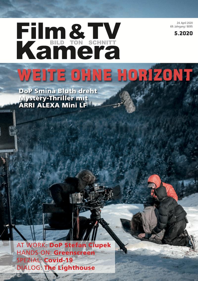 Produkt: Film & TV Kamera 05.2020