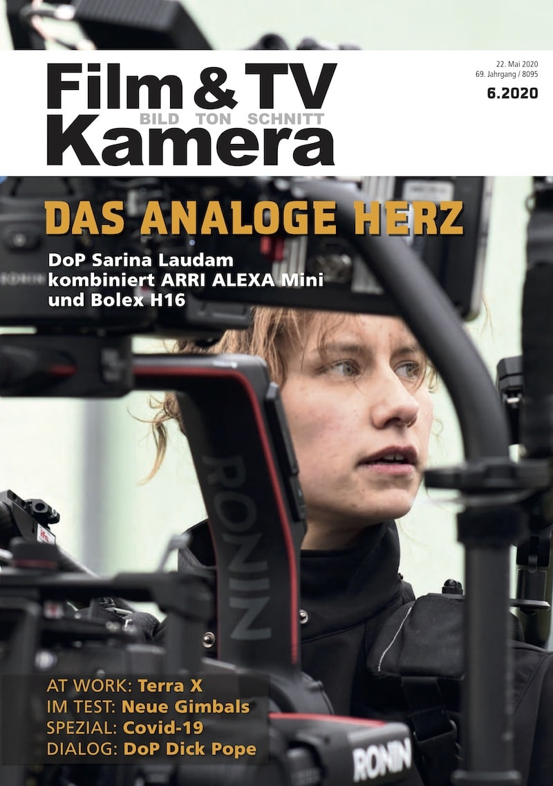 Produkt: Film & TV Kamera 6.2020 Digital