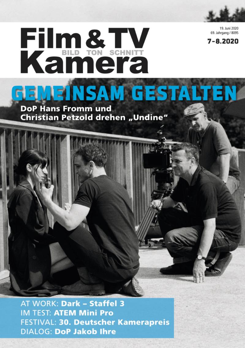 Produkt: Film & TV Kamera 7/8.2020