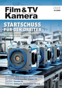 Produkt: Film & TV Kamera 10.2020