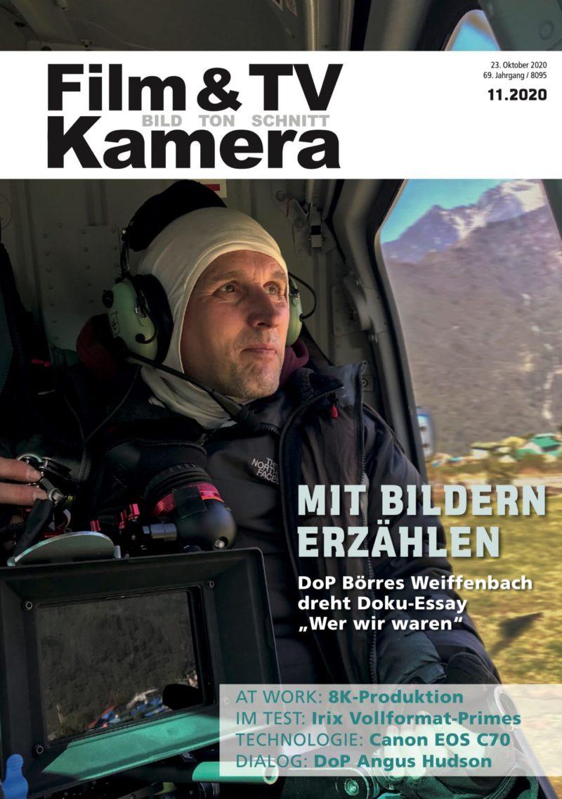 Produkt: Film & TV Kamera 11.2020