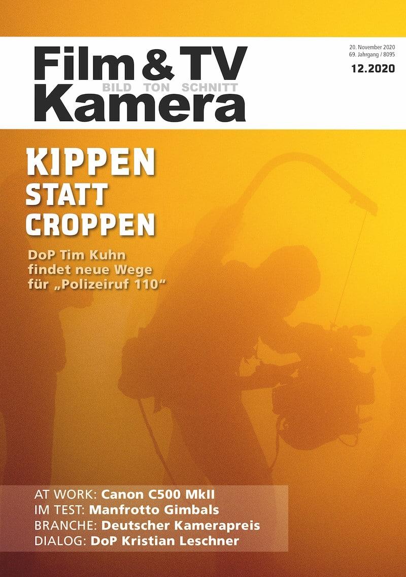 Produkt: Film & TV Kamera 12.2020