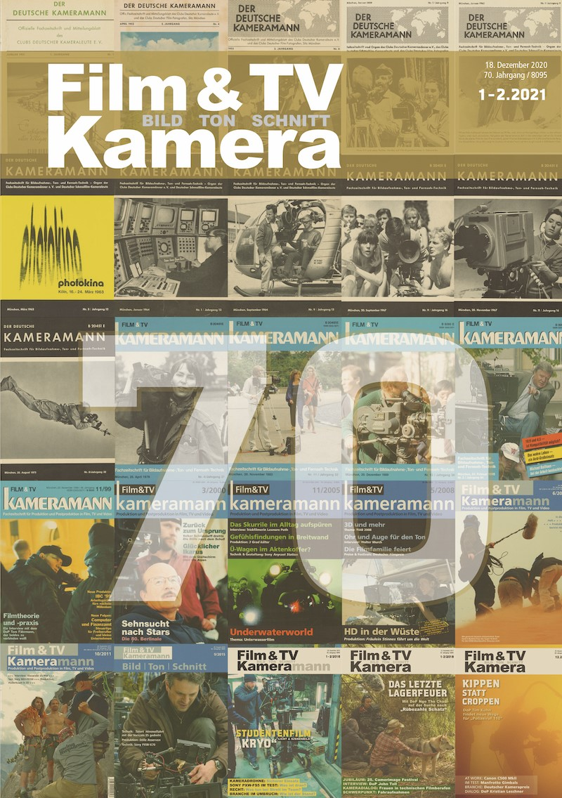 Produkt: Film & TV Kamera 1-2.2021