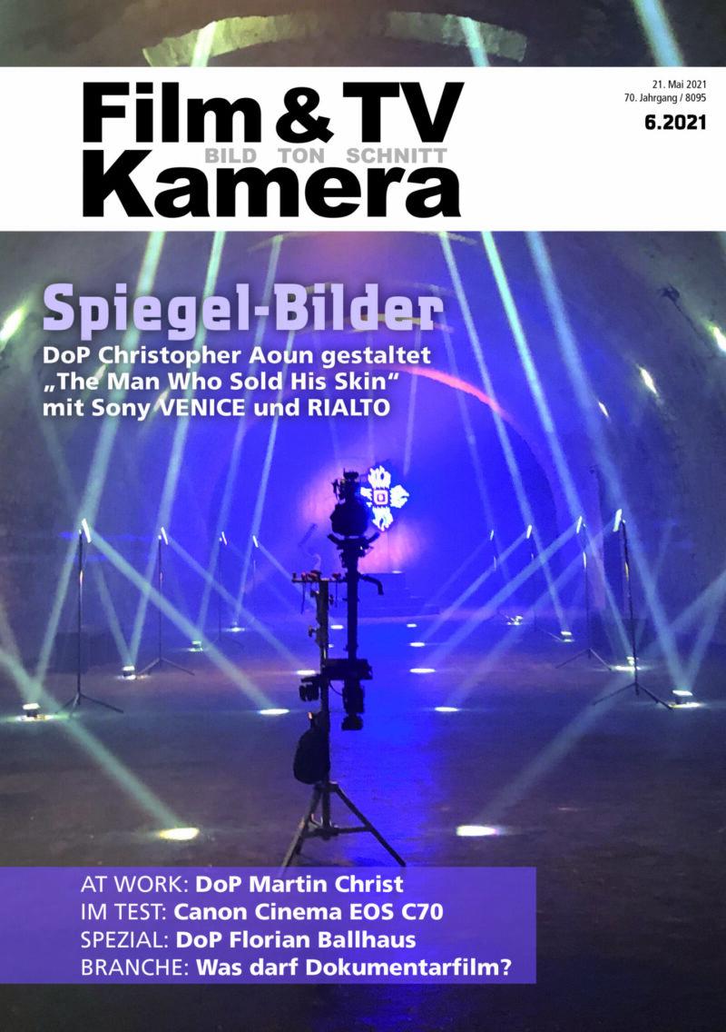 Produkt: Film & TV Kamera 6.2021