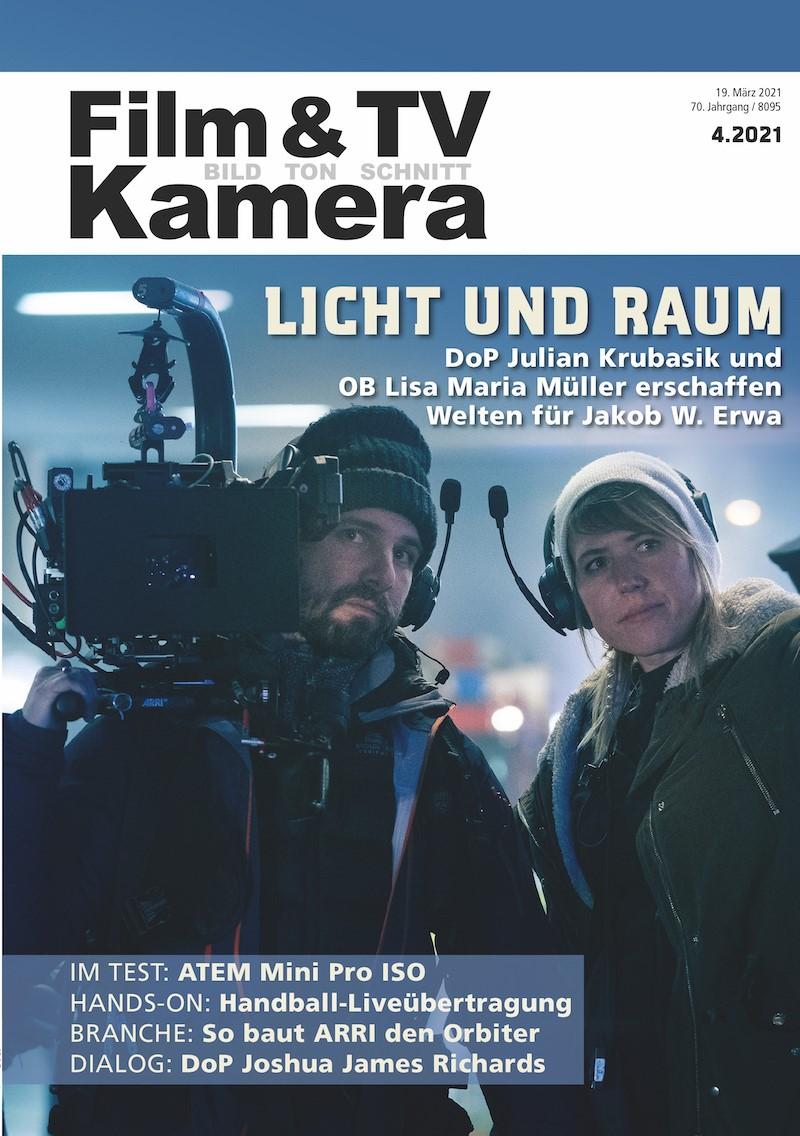 Produkt: Film & TV Kamera 4.2021