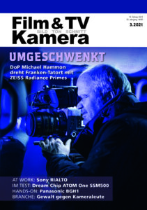 Produkt: Film & TV Kamera 3.2021