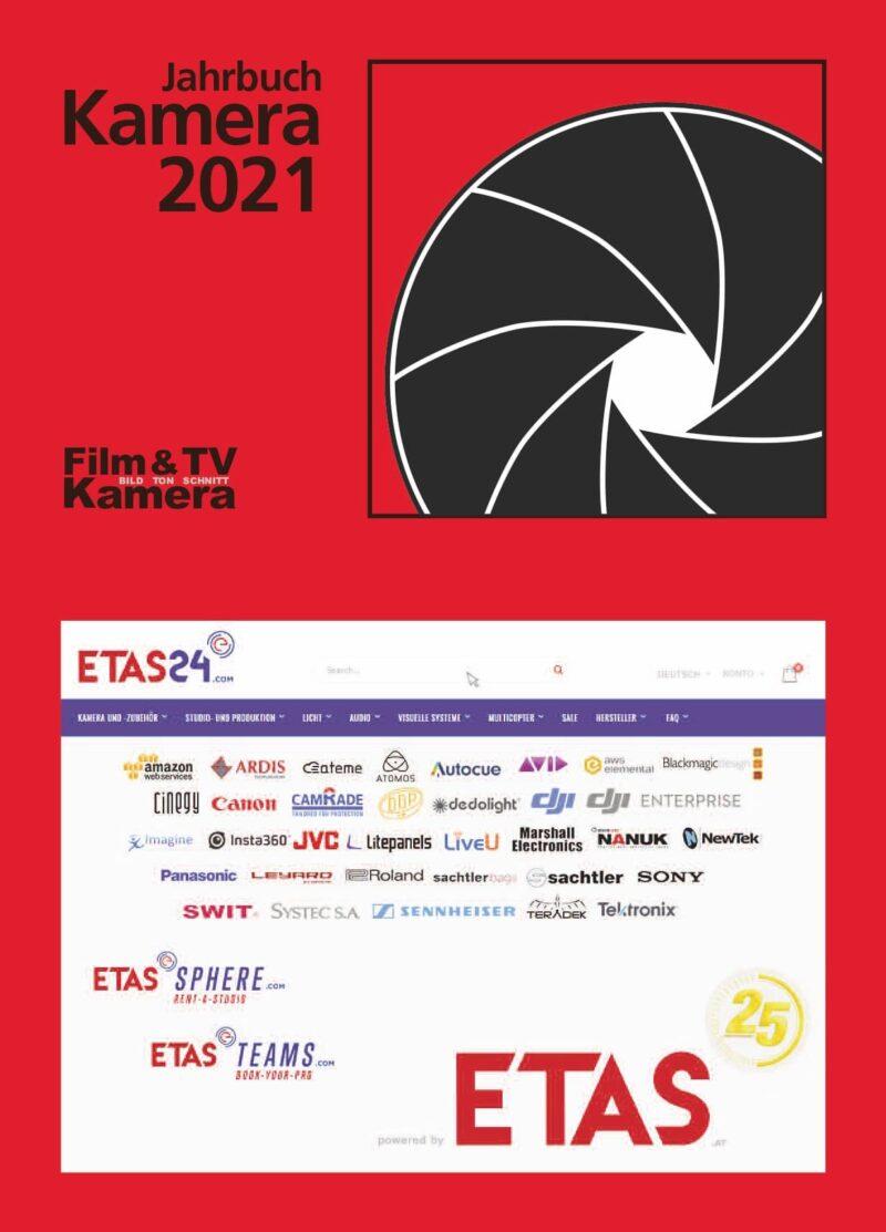 Produkt: Film & TV Kamera Jahrbuch 2021