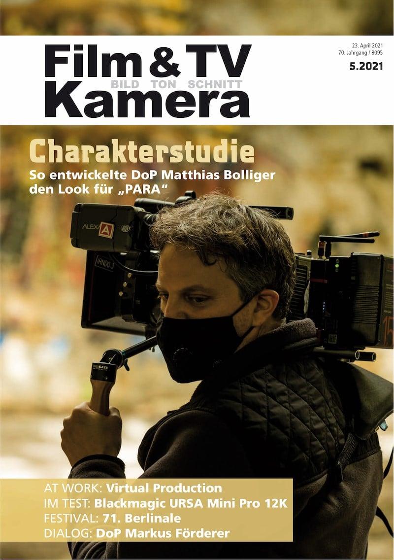 Produkt: Film & TV Kamera 5.2021