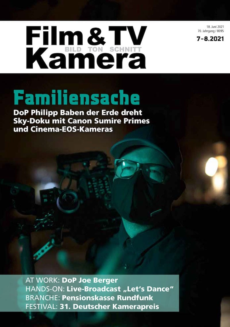 Produkt: Film & TV Kamera 7-8.2021
