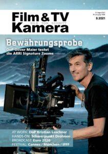 Produkt: Film & TV Kamera 9.2021