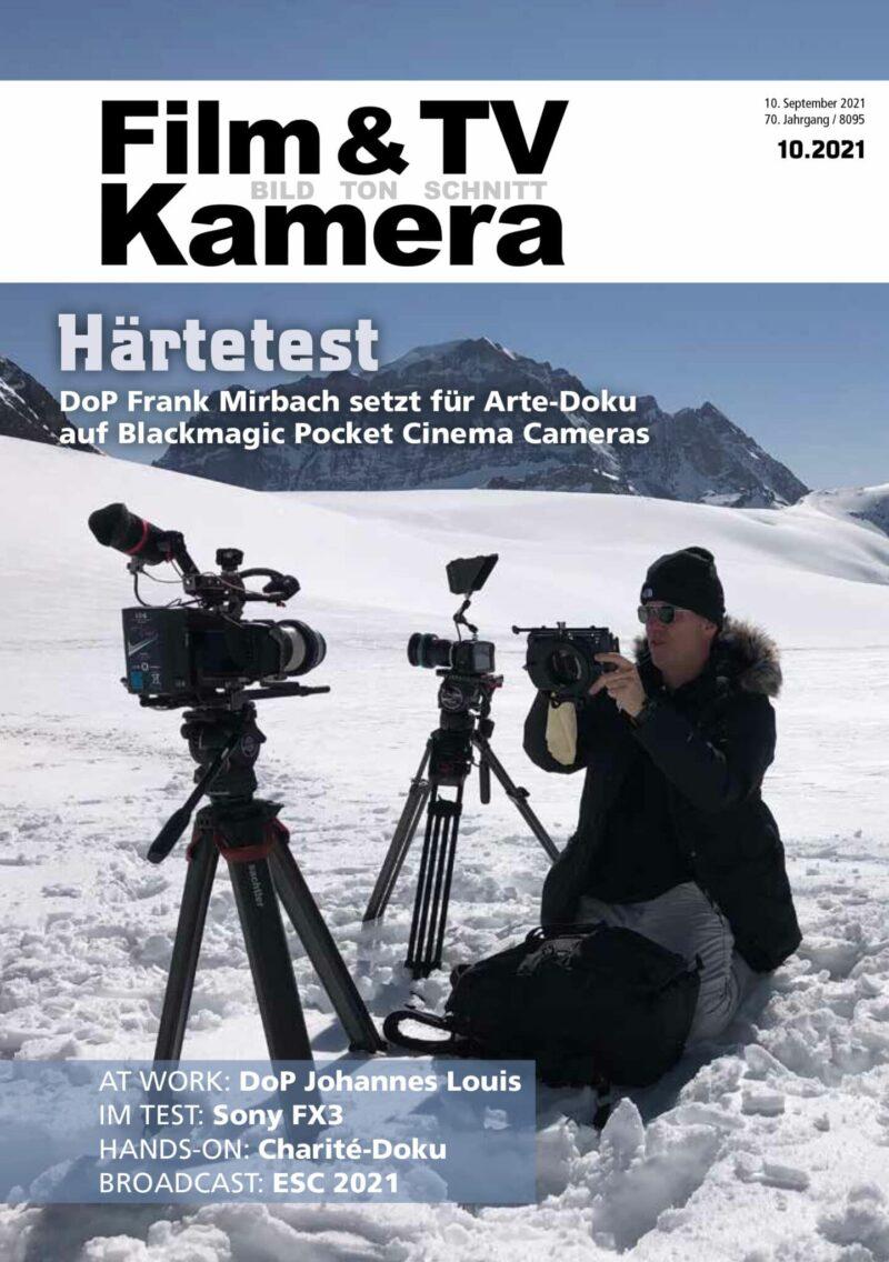 Produkt: Film & TV Kamera 10.2021
